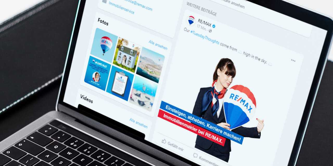 RE/MAX Recruiting Kampagne