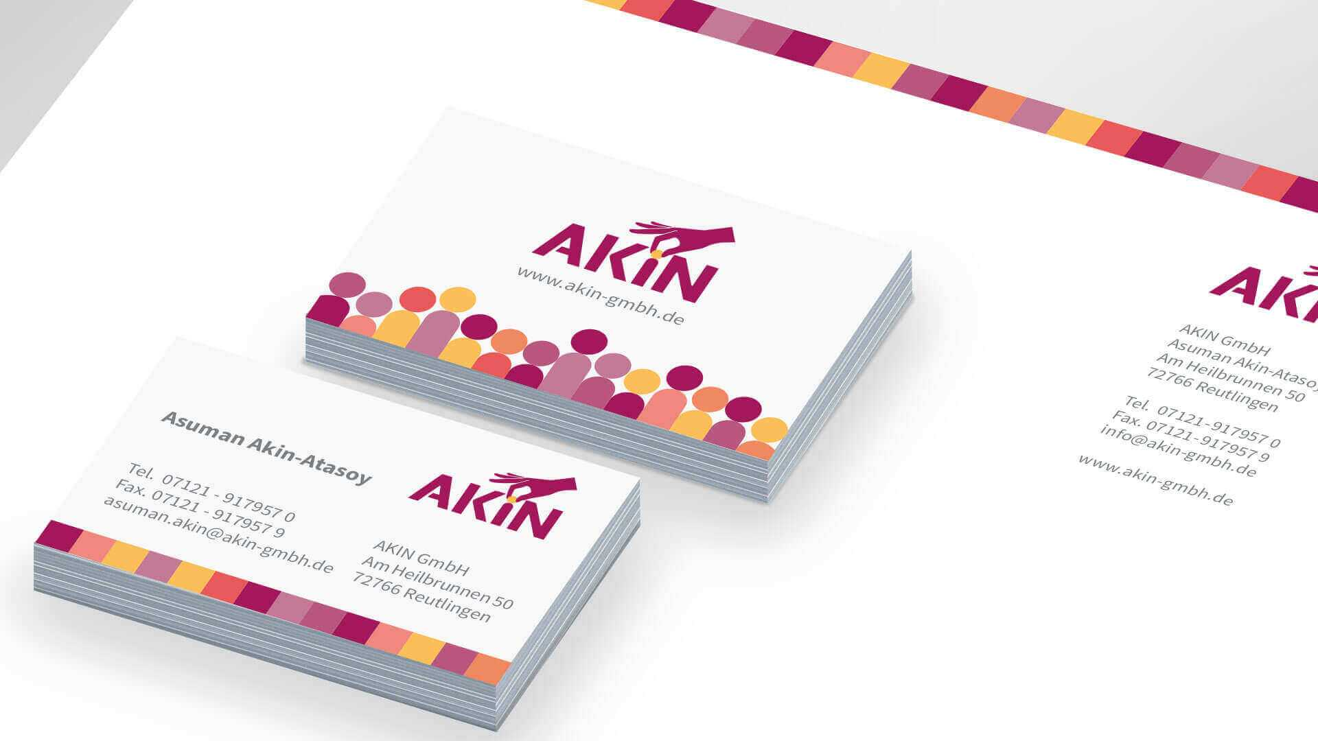 Corporate Design AKIN GmbH